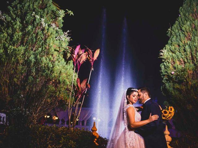O casamento de Ariana e Rafael