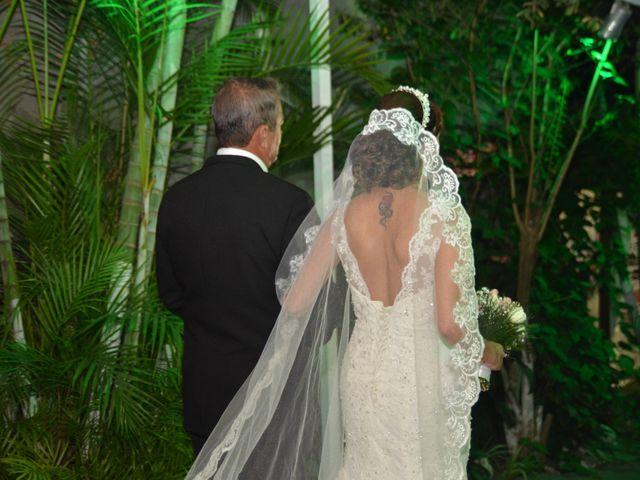 O casamento de André e Evelyn  em São Gonçalo, Rio de Janeiro 1