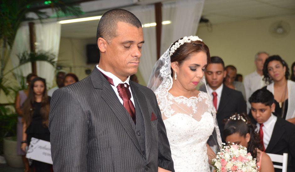 O casamento de André e Evelyn  em São Gonçalo, Rio de Janeiro
