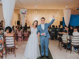 O casamento de Maiara e Bruno