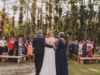 O casamento de Janaina  e Oscar