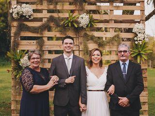 O casamento de Oscar  e Janaina  em Joinville, Santa Catarina 13