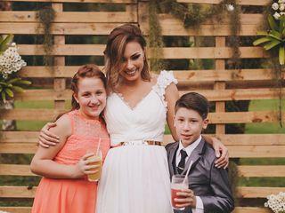 O casamento de Oscar  e Janaina  em Joinville, Santa Catarina 14