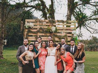O casamento de Oscar  e Janaina  em Joinville, Santa Catarina 18