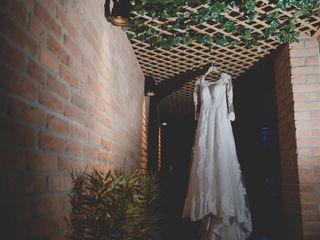 O casamento de Viviane e Valdir 1