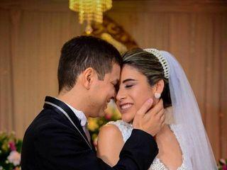 O casamento de Dominique e Allisson 1