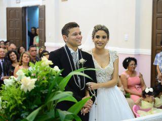 O casamento de Dominique e Allisson