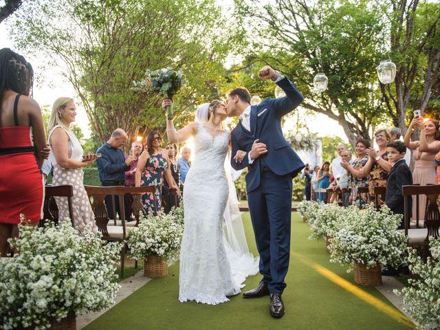 O casamento de Lohayne e Bruno
