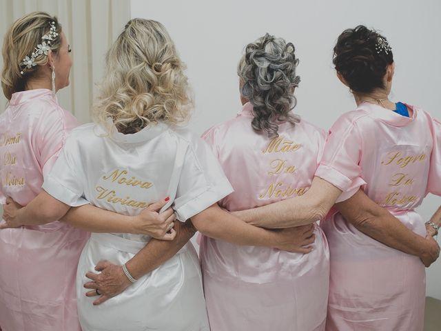 O casamento de Valdir e Viviane em Guarujá, São Paulo 10