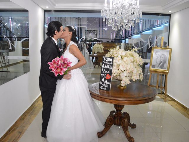 O casamento de Jessica e Gilberto