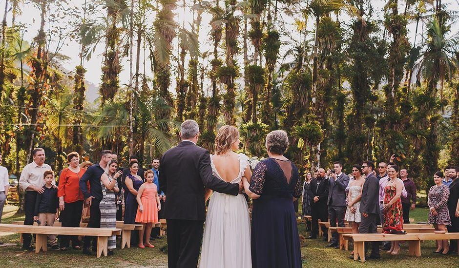 O casamento de Oscar  e Janaina  em Joinville, Santa Catarina