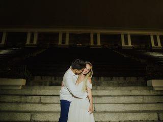 O casamento de Marcelle e Diego