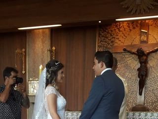 O casamento de Regiane e Johann 1