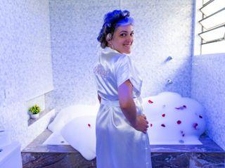 O casamento de Mikaelly e Gilvane 3