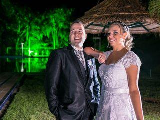 O casamento de Fernanda e Afonso