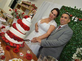 O casamento de Elidy e Carlos