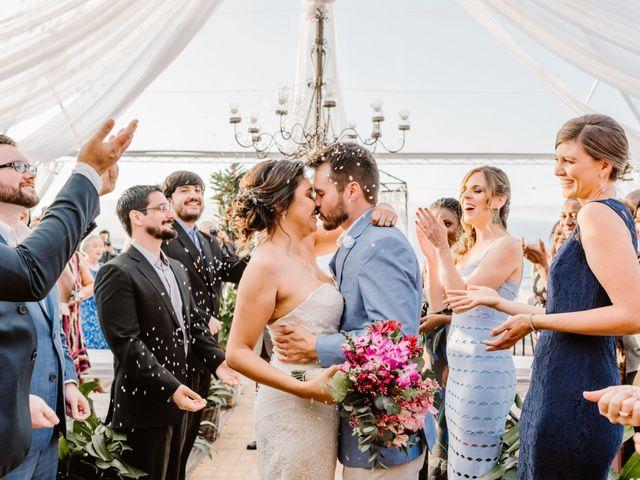 O casamento de Camila e Quin