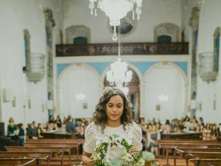 O casamento de Monique e Abdon 2