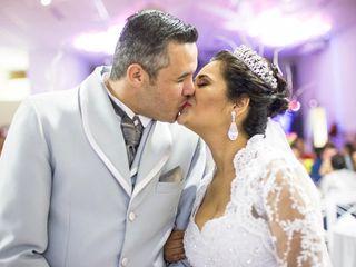 O casamento de Fernanda e Everton