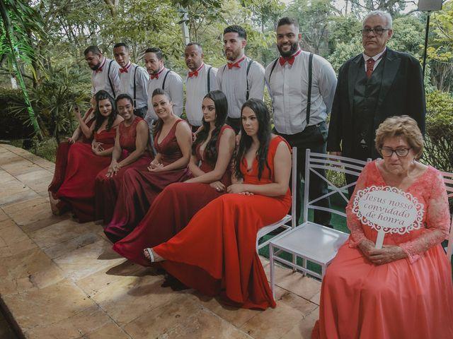 O casamento de Thiago e Aline em Cotia, São Paulo 18