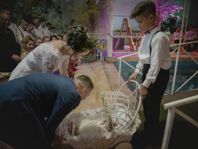 O casamento de Thiago e Aline em Cotia, São Paulo 38