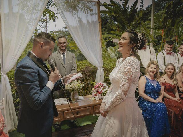 O casamento de Thiago e Aline em Cotia, São Paulo 39