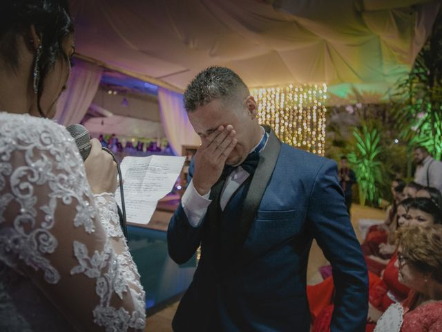 O casamento de Thiago e Aline em Cotia, São Paulo 43