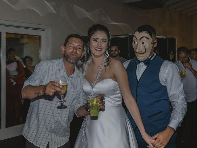 O casamento de Thiago e Aline em Cotia, São Paulo 70