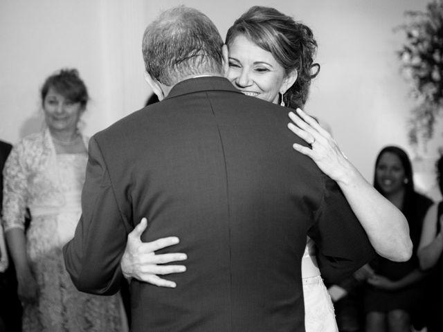 O casamento de Vera e Antonio