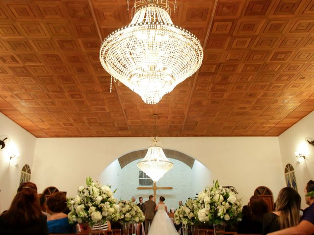 O casamento de Ariane e Jhonnatha