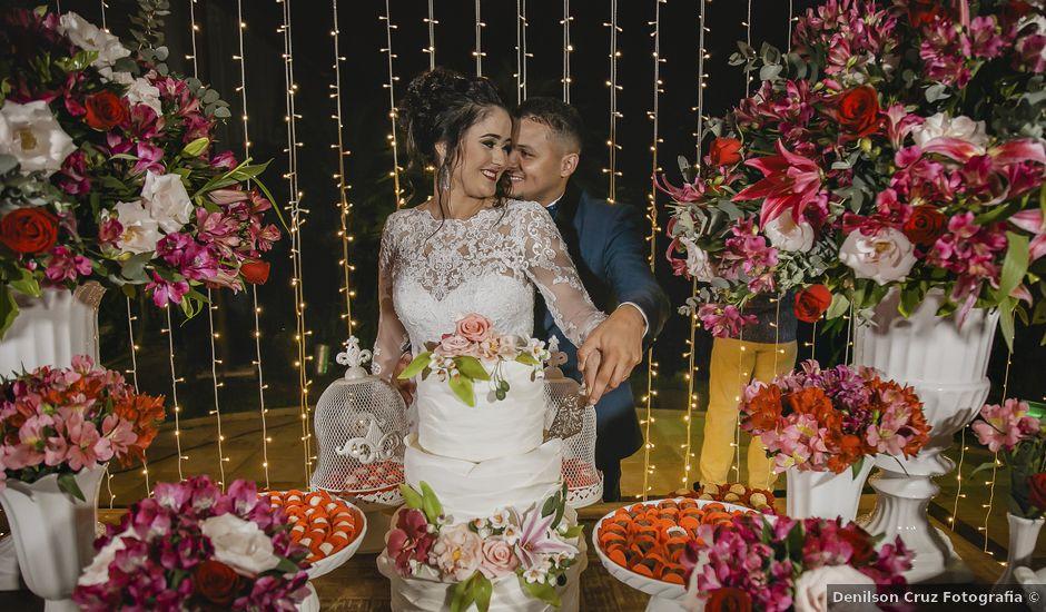 O casamento de Thiago e Aline em Cotia, São Paulo