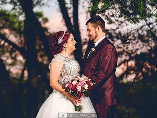 O casamento de Nicolli e Daniel