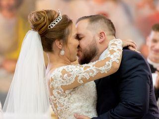 O casamento de Daniella  e Gutemberg
