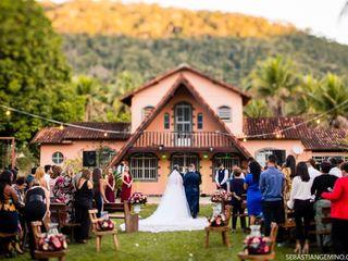 O casamento de Thaiany e Samuel  1