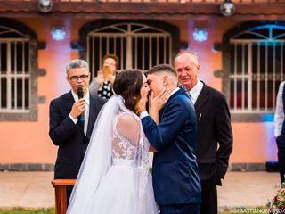 O casamento de Thaiany e Samuel  3