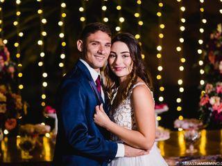 O casamento de Thaiany e Samuel