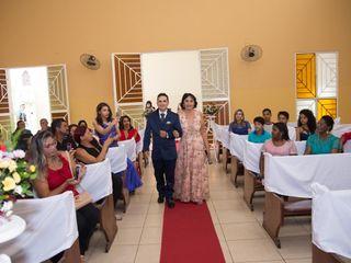 O casamento de Gilvânia e Flávio 3