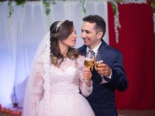 O casamento de Gilvânia e Flávio