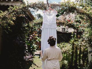 O casamento de Aline e Junior 1