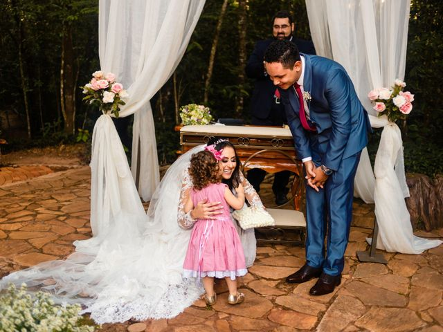 O casamento de Patrick e Bruna em Campo Grande, Mato Grosso do Sul 41
