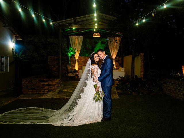 O casamento de Patrick e Bruna em Campo Grande, Mato Grosso do Sul 61