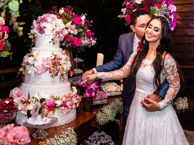 O casamento de Patrick e Bruna em Campo Grande, Mato Grosso do Sul 72