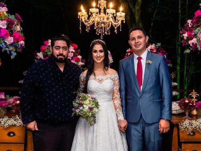 O casamento de Patrick e Bruna em Campo Grande, Mato Grosso do Sul 1