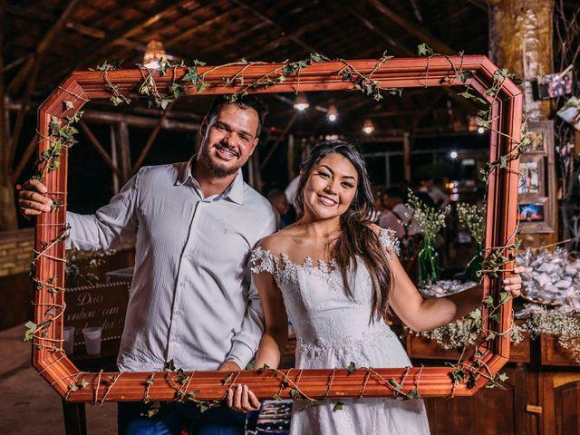 O casamento de Mayume e Carlos