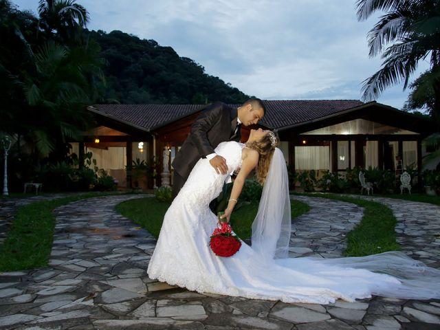 O casamento de Vanessa e Diego