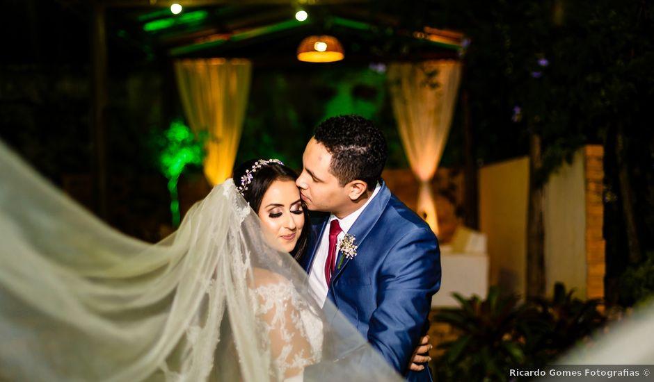 O casamento de Patrick e Bruna em Campo Grande, Mato Grosso do Sul