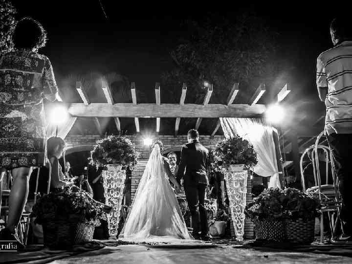 O casamento de Jéssica  e Gílson