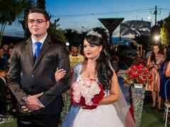O casamento de Jéssica  e Gílson  1