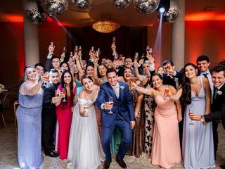 O casamento de Fabiana e Fabrício