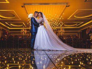 O casamento de Gabriella e Ronaldo